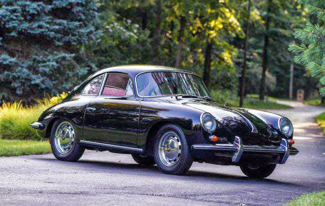 1964 Porsche 356 C Coupe for sale
