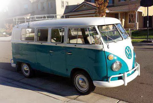 1965 11 Window Walkthrough Microbus