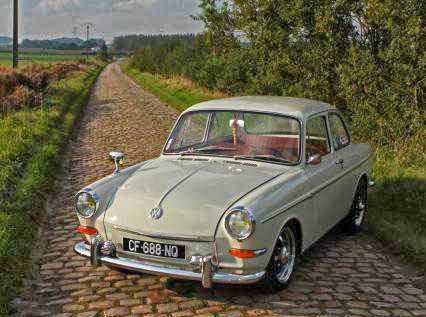 1965 VW Notchback original