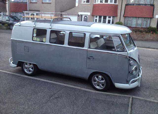 1965 VW Splitty Camper RHD Quick Sale