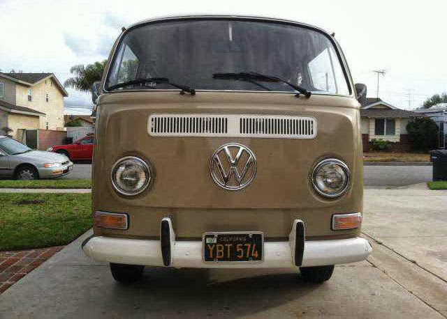 1969 VW Bus Deluxe for sale