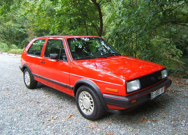1986 Golf GTI for sale