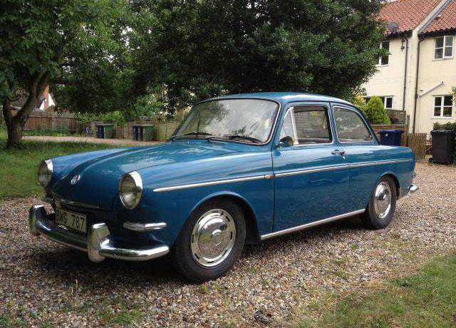 For Sale 1964 VW Notchback Original Condition