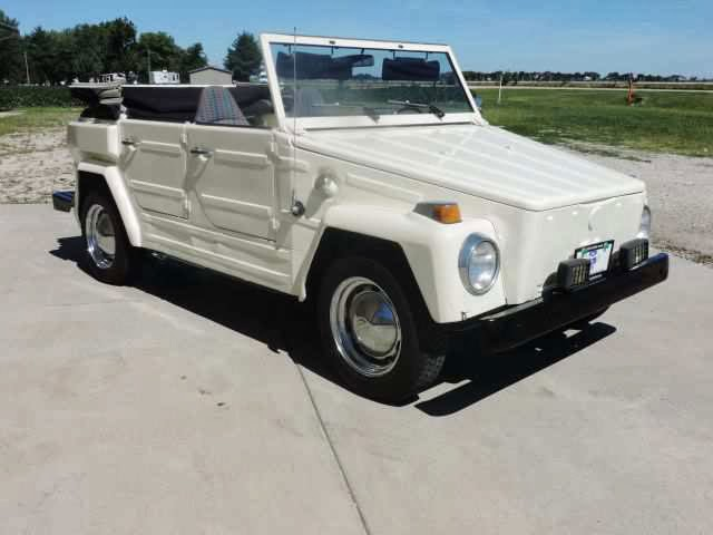 white Volkswagen Thing for sale
