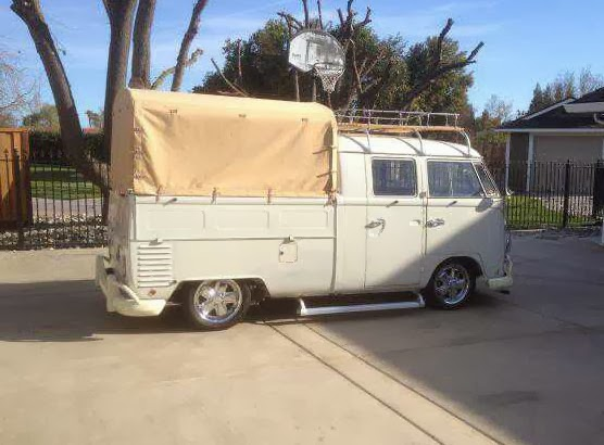 1964 double cab for sale