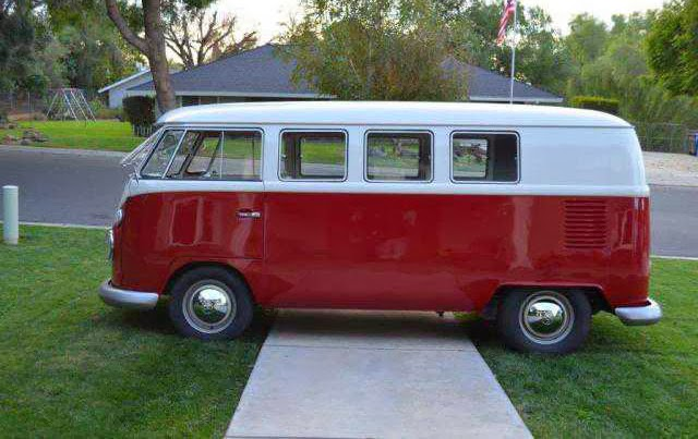 1965 Kombi for sale