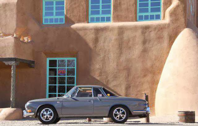 1966 Karmann Ghia Type 34
