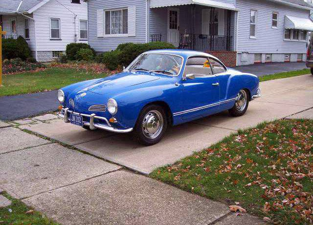 1967 Karmann Ghia for sale