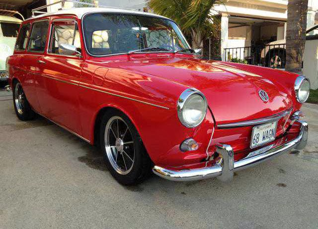 1968 Type 3 Squareback for sale
