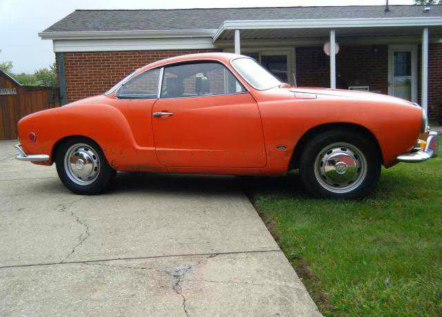 1969 Karmann Ghia for sale in ohio