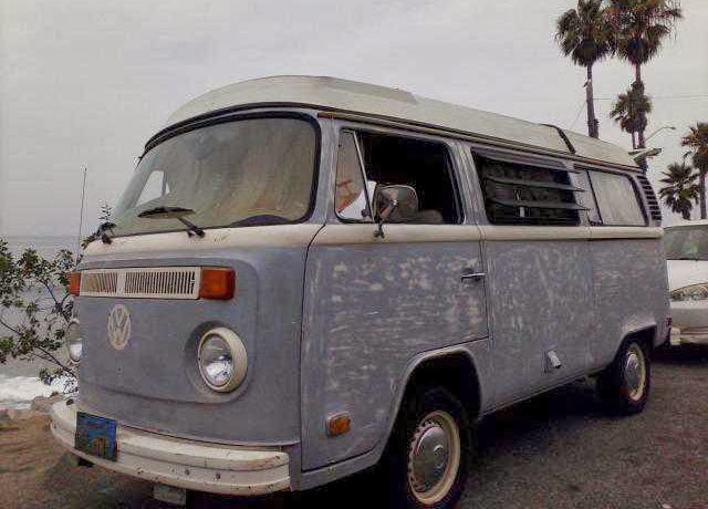 1973 Westfalia Campmobile