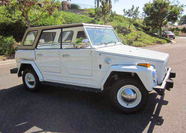 1974 VW Thing Acapulco Edition