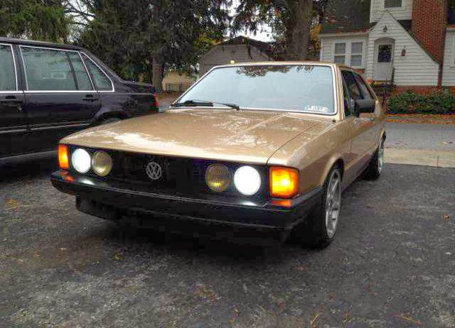 1981 Scirocco for Sale