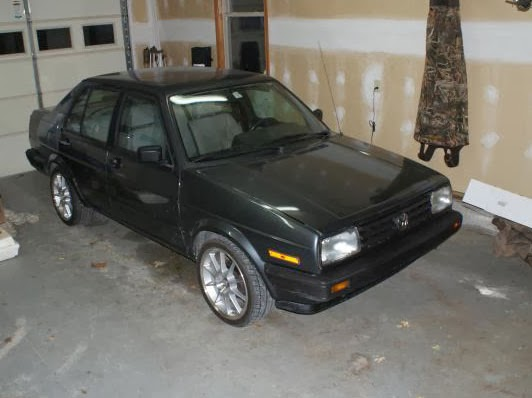 1989 Volkswagen Jetta Diesel for sale