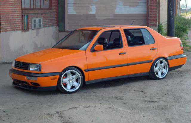 1995 VW Jetta VR6 Turbo