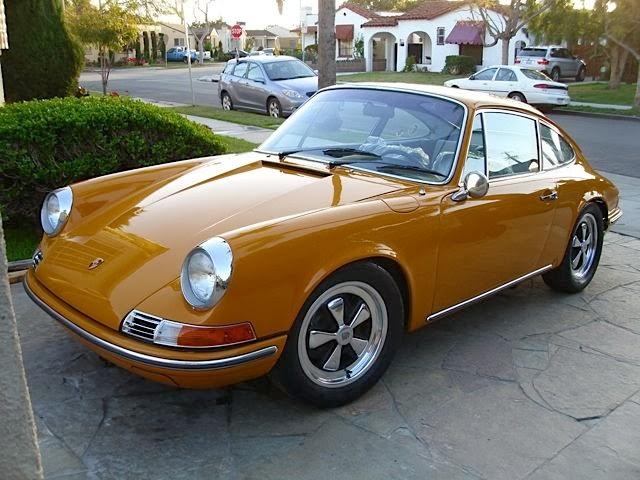 clean 1969 Porsche 912 for sale