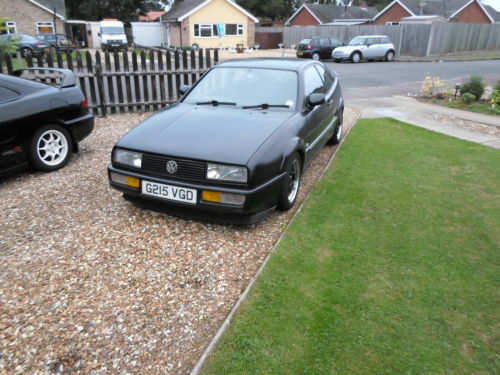 vw corrado for sale
