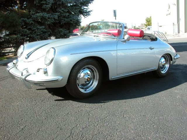 1960 Porsche 356B 1600 Roadster for sale