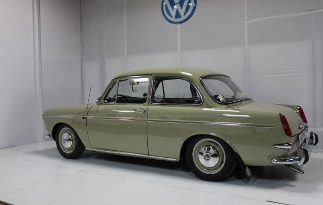 1963 VW Notchback for sale
