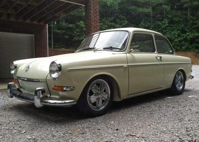 1964 Volkswagen Notchback S for sale