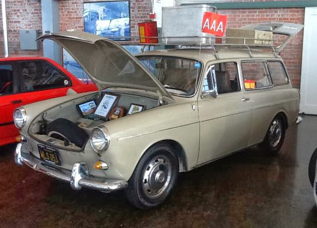 1968 VW Squareback Original Survivor