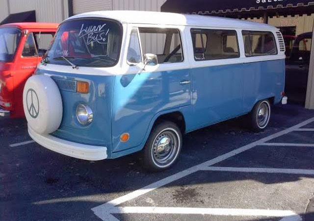 1973 VW Transporter T2B for sale