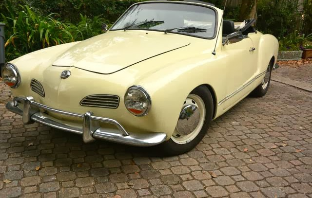 Karmann Ghia Convertible 1970