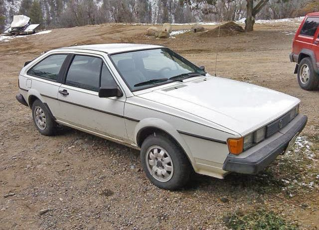 Scirocco for Sale 1985
