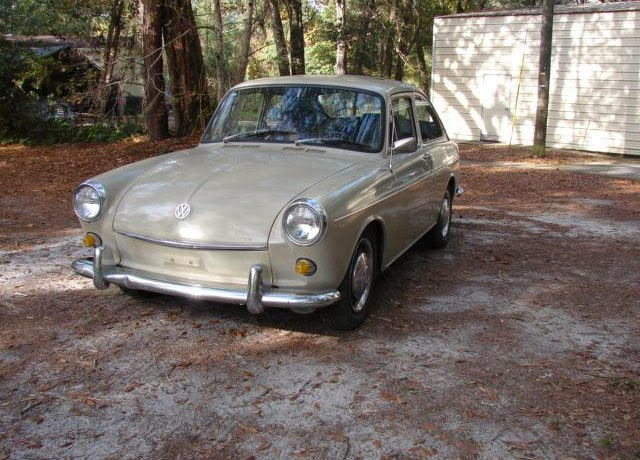 buy 1969 VW Fastback Original Survivior
