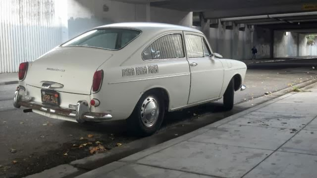 1969 VW Fastback for sale