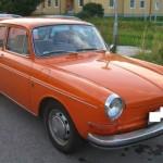 1972 VW Notchback Automatic