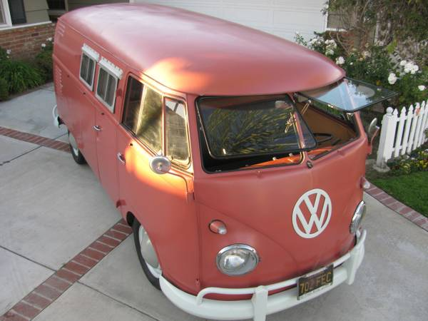 1961 Volkswagen Camper Bus for sale