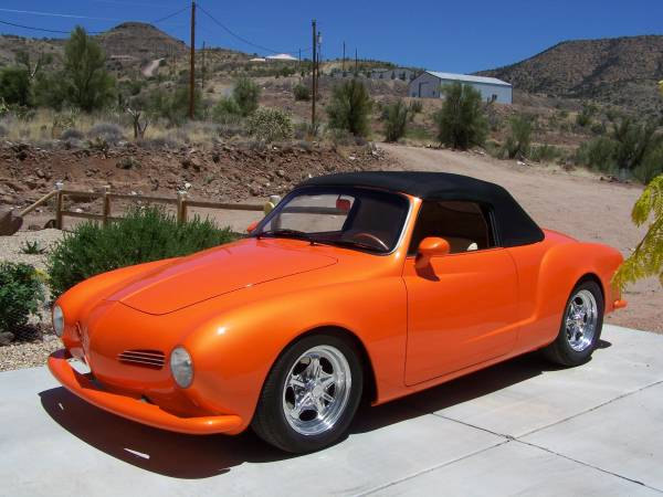 1970 Karmann Ghia Custom Classic Buy Classic Volks