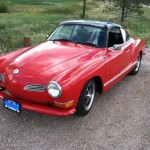 1972 VW Karmann Ghia for Sale