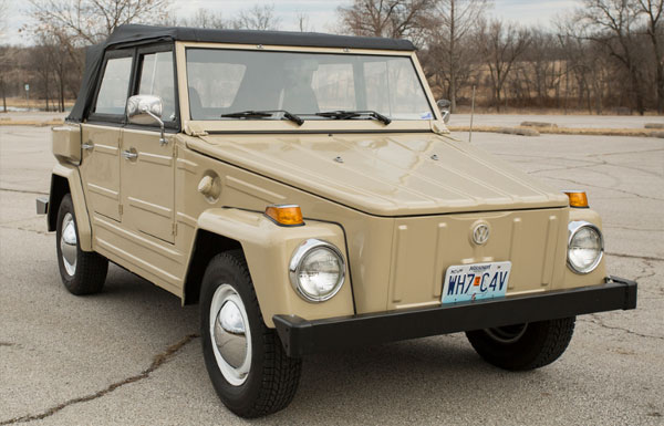 1973 vw thing for sale in kansas city