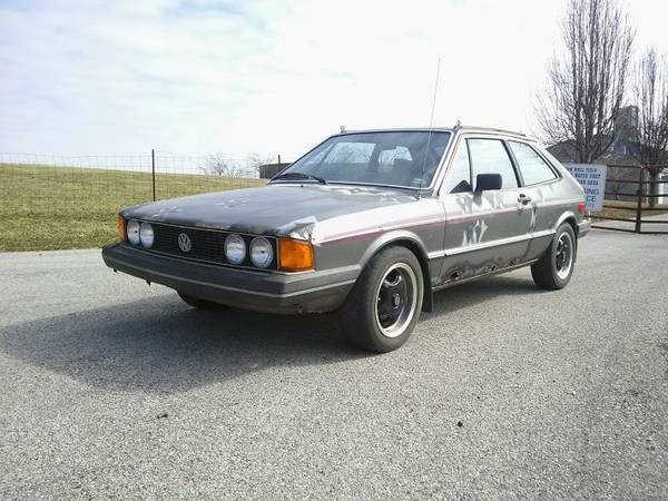 1979 Volkswagen Scirocco Runs and Drives