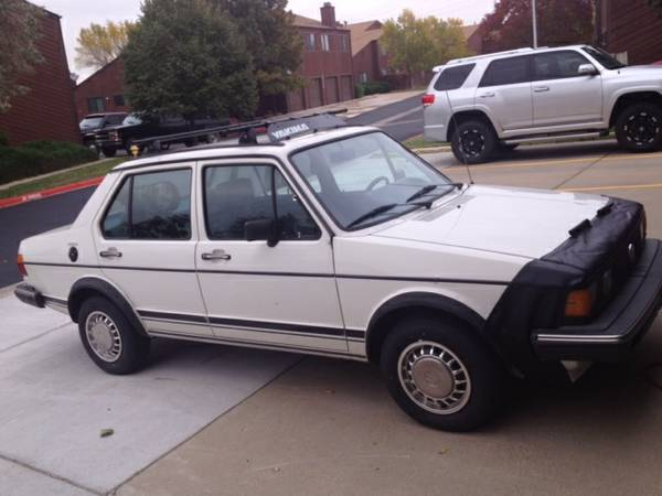 1982 VW Jetta Automatic for sale