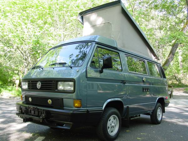 1989 VW Westfalia Syncro