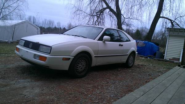 1990 VW Corrado G60 Supercharged for sale