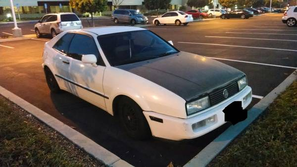 1990 volkswagen corrado g60 for sale