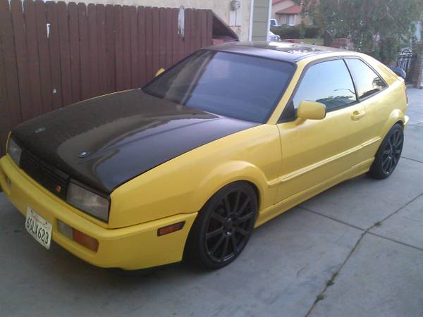 1990 VW Corrado G60 for Sale
