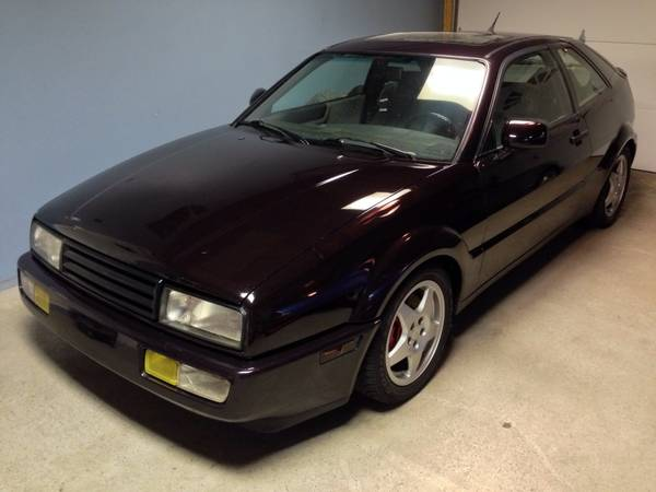 for sale 1992 VW Corrado SLC VR6 29L