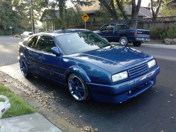 1993 VW Custom Corrado for sale
