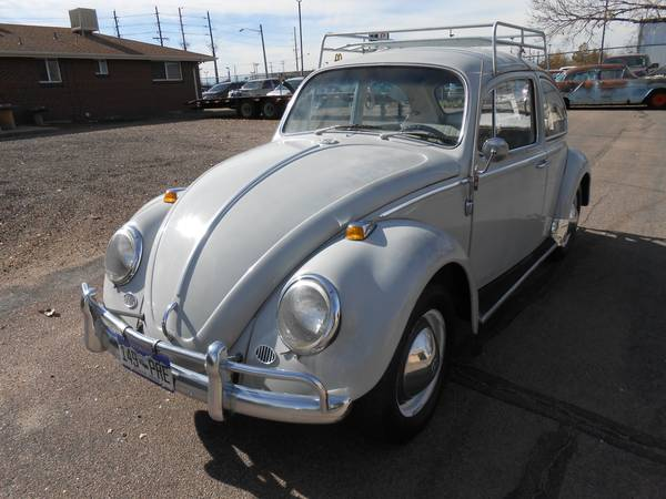 True Survivor Original 1965 VW Bug for sale