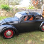 1968 Volkswagen Rat Rod