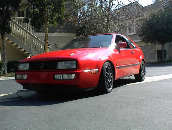 for sale 1992 VW Corrado SLC VR6 Turbo