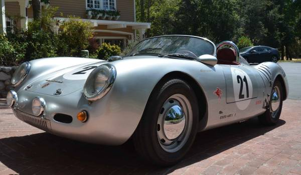 1956 Porsche 550 Spyder for sale
