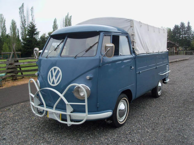 1957 VW Single Cab
