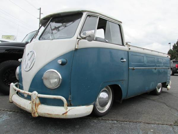 1960 Volkswagen Single cab