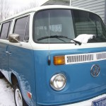 1973 VW Transporter Bus for Sale